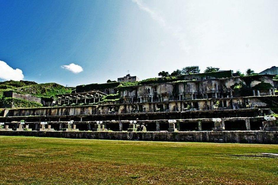 Historic site Sado Kinzan