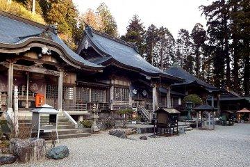 Shosanji Temple