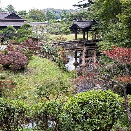 Jardin Sankeien