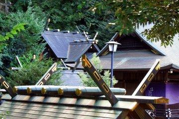 Keya Kurotatsu Shrine