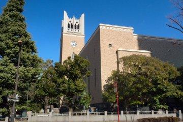 Waseda University Campus