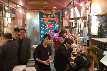 Old Kyoto Walking and Eating Nighttime Tour