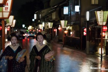 Kyoto Gion Tour & Traditional Live Entertainment