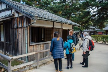 Hagi Castle Town Exploration