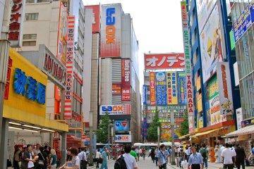 Self-guided Tokyo Bike Tour