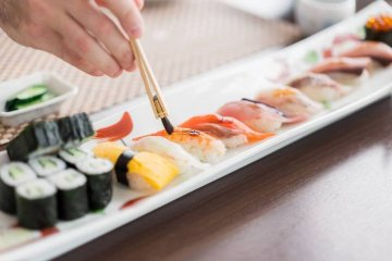 Yamagata: Sushi Class with Famous Chef Takeshi Suda
